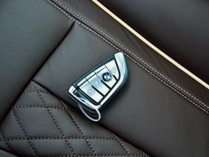 2018款530Li 领先型 豪华套装 钥匙