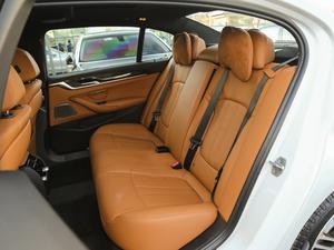 2018款改款 530Li 尊享型 M运动套装 后排座椅