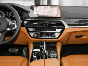 2018款改款 530Li 尊享型 M运动套装 中控台