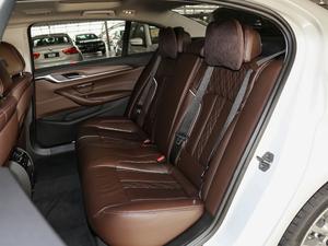 2018款改款 530Li 领先型 豪华套装 后排座椅