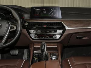 2018款改款 530Li 领先型 豪华套装 中控台