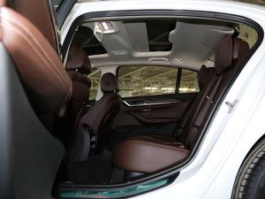 2018款改款 530Li 尊享型 豪华套装 后排空间