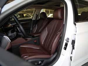 2018款改款 530Li 尊享型 豪华套装 前排座椅