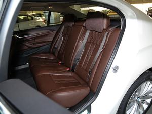 2018款改款 530Li 尊享型 豪华套装 后排座椅