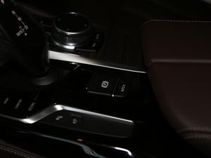 2018款改款 530Li 尊享型 豪华套装 驻车制动器