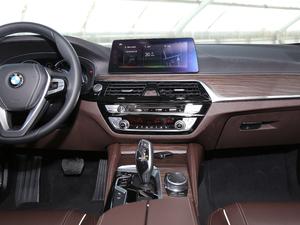 2018款改款 530Li 尊享型 豪华套装 中控台