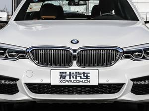 2018款改款 530Li 领先型 M运动套装 中网
