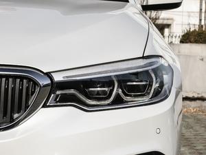 2018款改款 530Li 领先型 M运动套装 头灯