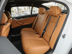 2018款改款 530Li 领先型 M运动套装 后排座椅