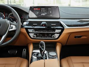 2018款改款 530Li 领先型 M运动套装 中控台