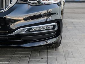 2018款改款 530Li xDrive 豪华套装 雾灯
