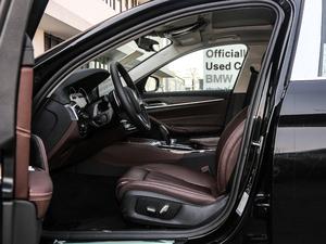 2018款改款 530Li xDrive 豪华套装 前排空间