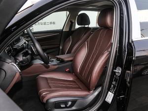 2018款改款 530Li xDrive 豪华套装 前排座椅