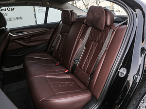 2018款改款 530Li xDrive 豪华套装 后排座椅