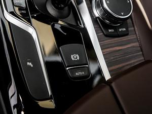 2018款改款 530Li xDrive 豪华套装 驻车制动器