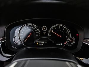 2018款改款 530Li xDrive 豪华套装 仪表