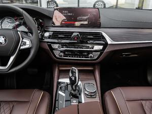 2018款改款 530Li xDrive 豪华套装 中控台