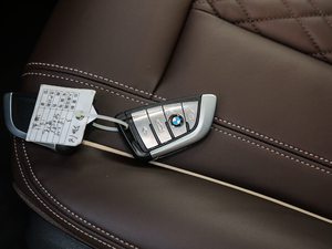 2018款改款 530Li xDrive 豪华套装 钥匙
