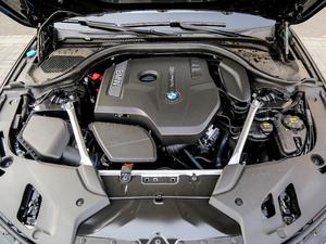 2018款改款 530Li xDrive 豪华套装 发动机