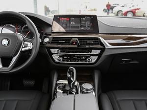 2018款改款 525Li 豪华套装 中控台