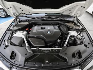 2018款改款 525Li 豪华套装 发动机