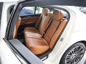 2018款530Li xDrive 豪华套装 后排座椅