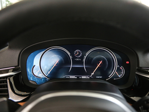 2018款530Li xDrive 豪华套装 仪表