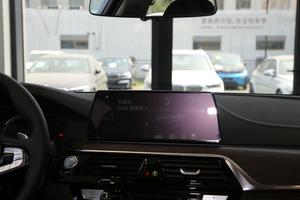 2018款改款 540Li 行政型 中控台显示屏