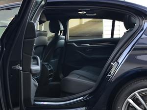 2018款改款 525Li M运动套装 后排空间