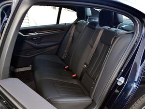 2018款改款 525Li M运动套装 后排座椅