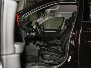 2018款sDrive 18Li 时尚型 前排空间