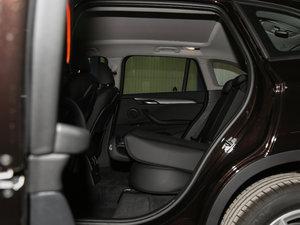 2018款sDrive 18Li 时尚型 后排座椅放倒