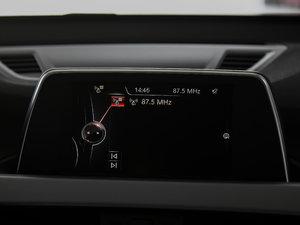 2018款sDrive 18Li 时尚型 中控台显示屏