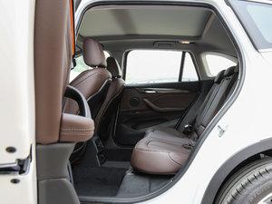 2018款xDrive 25Li 豪华型 后排空间