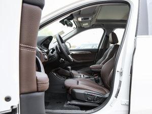 2018款xDrive 25Li 豪华型 前排空间