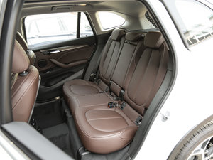 2018款xDrive 25Li 豪华型 后排座椅