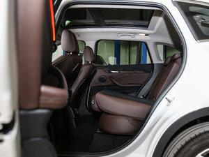 2018款xDrive 25Li 豪华型 后排座椅放倒