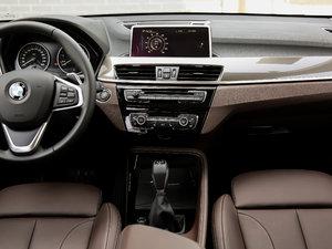 2018款xDrive 25Li 豪华型 中控台