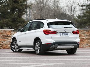2018款xDrive 25Le 豪华型 后侧45度