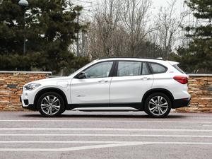 2018款xDrive 25Le 豪华型 纯侧
