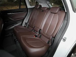 2018款xDrive 25Le 豪华型 后排座椅