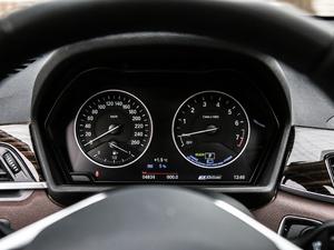 2018款xDrive 25Le 豪华型 仪表