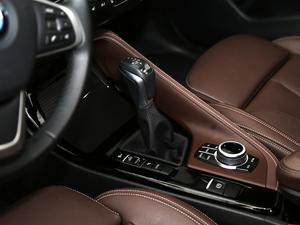 2018款xDrive 25Le 豪华型 变速挡杆