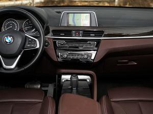 2018款xDrive 25Le 豪华型 中控台