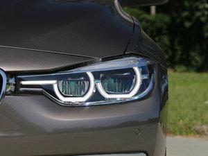 2018款330Li xDrive豪华套装 头灯