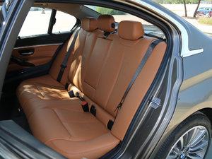 2018款330Li xDrive豪华套装 后排座椅