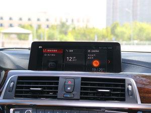 2018款330Li xDrive豪华套装 中控台显示屏