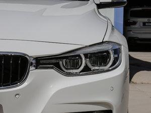2018款320Li 领先型M运动套装 头灯