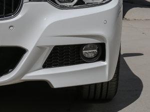 2018款320Li 领先型M运动套装 雾灯