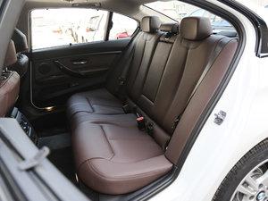 2018款320Li 领先型M运动套装 后排座椅